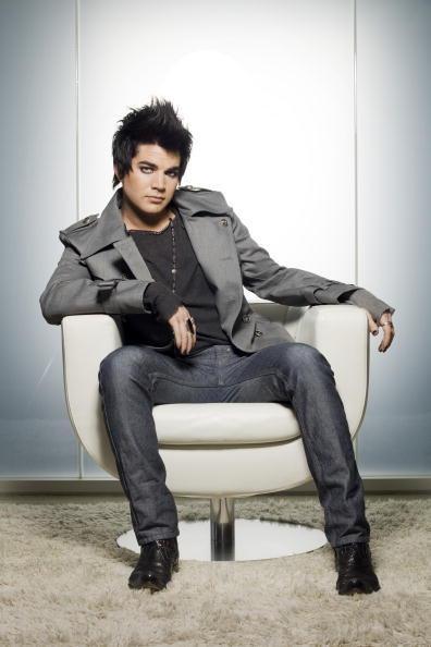 adam lambert black and white photoshoot. More Adam Lambert news: